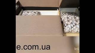 Еврокнижка  угловой диван РИМ от компании Фаберме - видео 1