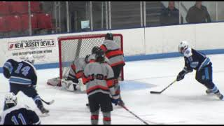 CBA 4 Middletown North 2 HS Hockey