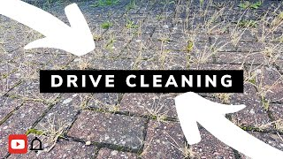 Driveway Cleaning | Jet Washing Block Paving