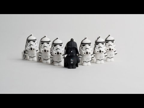 Unboxing USB DARTH VADER con EverBuying
