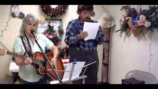 Jeffery and Rose sing my name is Christmas Carol.wmv