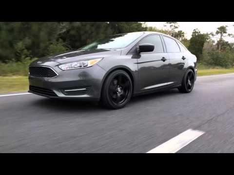 2015 Focus Sedan On Voxx Wheels (v3.4K)