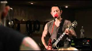 Trivium Built To Fall Radio 1 Rock Show Live Session 2011