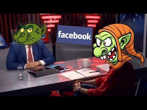 Facebook наносит удар по российским троллям