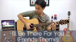(Friends Theme) I'll Be There For You - Rodrigo Yukio (Fingerstyle Guitar Cover)(FREE TABS)