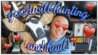 GOODWILL HUNTING EP. 130.5 & HAUL EP. 93 - HOME DECOR HAUL!