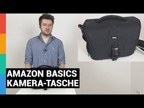 Amazon Basics Kameratasche - Erster Eindruck