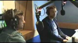 Damon Albarn And Jamie Hewlett Interview.