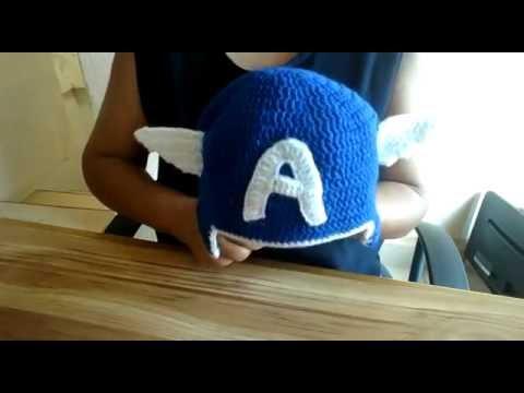 Gorro de Capitán América | Diferente modelo |
