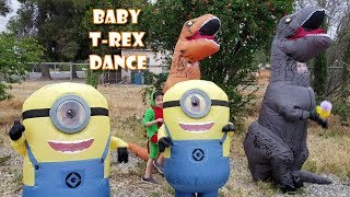 BABY TREX SONG PINKFONG