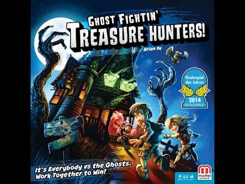 Dad vs Daughter - Ghost Fightin' Treasure Hunters - Lunchtime Edition