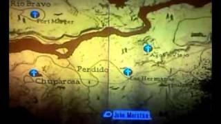 Red Dead Redemption   Undead Nightmare - Mythical Chupacabra Location