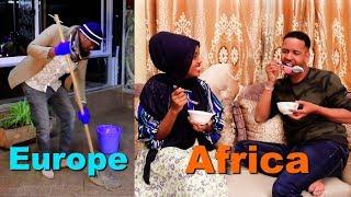 Iidle Yare Iyo Qaali Ladan Africa | Faataale Europe | Short Film 2018
