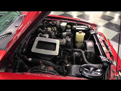 1986 Ford Mustang SVO for Sale - CC-777808