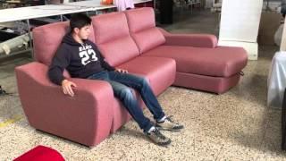 Sofá Cheiselongue Relax Kals