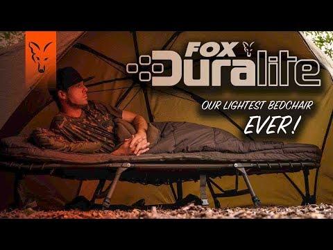 ***CARP FISHING TV*** Duralite Bedchair
