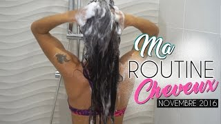 ROUTINE CHEVEUX LONGS | #LongHair