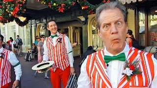 The Holiday Dapper Dans at Walt Disney World | Kholo.pk