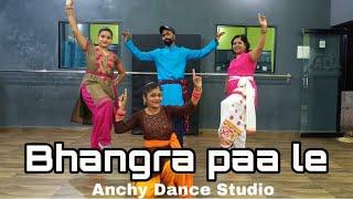 Bhangra paa Le // Bollywood Fitness Choreography // Sunny Kaushal, Rukshar Dhillon
