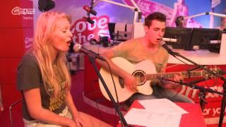 Nielson & Miss Montreal   Ik Ben Hier Voor Jou (live Bij Q Music)
