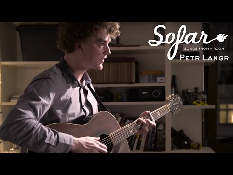 Petr Langr - Petr Langr - Becoming a Machine | Sofar Vienna