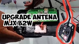 UPGRADE ANTENA MJX BUGS 2W-ANTENA 5DBI