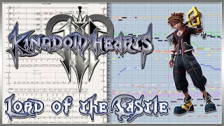 "New Transcription: ""Lord of the Castle"" from Kingdom Hearts III (2020)"