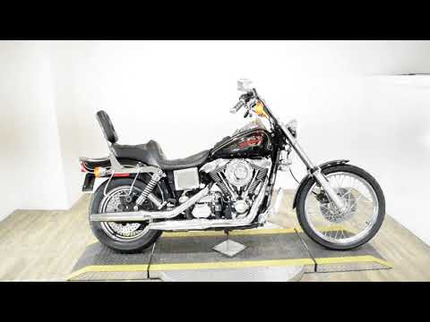 1997 Harley-Davidson FXDWG Dyna Wide Glide in Wauconda, Illinois - Video 1