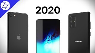 iPhone 12, Galaxy S20, PS5 & more - EPIC Tech for 2020!