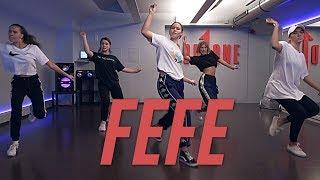 "6ix9ine, Nicki Minaj, Murda Beatz ""FEFE"" | Duc Anh Tran Choreography"