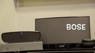 Bose SoundDock + BTR-1600 V.S. Jam Heavy Metal
