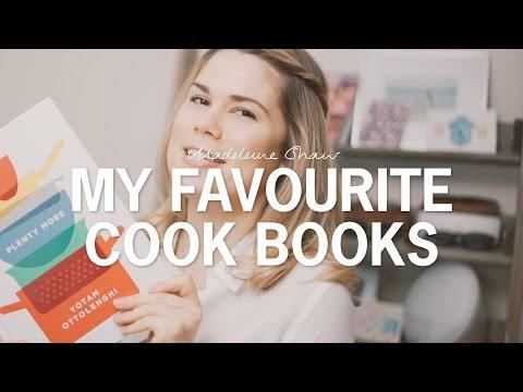 Video My Favourite Cookbooks | Madeleine Shaw