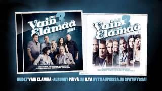 Paula Vesala - Pahempi toistaan (Uudet Vain elämää -albumit nyt kaupoissa ja Spotifyssa!)