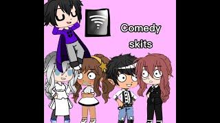 Creative passwords, Nail salon, The spelling bee (comedy skits) (Gacha Club) (Ft. Frank,Piper & Leo)
