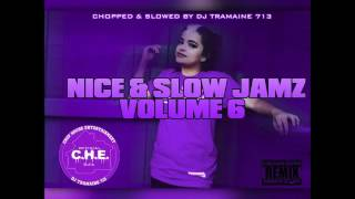Mario Ft. Lil Wayne- Crying Out For Me Remix (Chopped & Slowed By DJ Tramaine713)