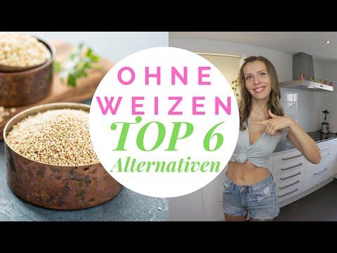 😍 Ernährung OHNE Getreide |MEINE Top Lebensmittel Alternativen | GlutenFREI WeizenFREI VEGAN kochen
