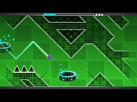 Geometry Dash | Mountain King - FunnyGame