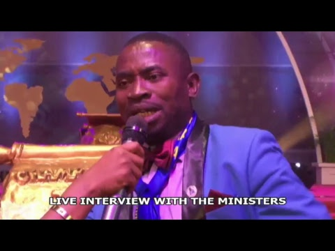Nov. 2017 International Leaders & Ministers' Conference Day 2 | LIVE with Bro. Joshua Iginla