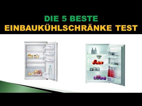 Besten Einbaukühlschränke Test 2020