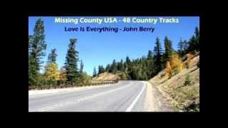 John Berry - Love Is Everything (1996)