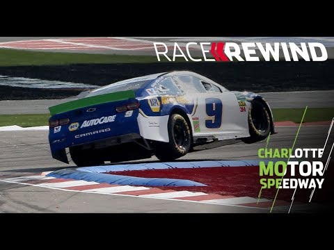 Monster Energy NASCAR Cup Series playoff race at the Charlotte Roval in 15: Race Rewind