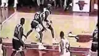 Michael Jordan 1993: 64 pts Vs. Shaq & Orlando Magic