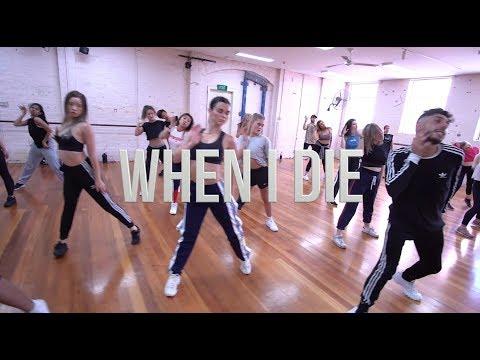 ALMA - When I Die | Donnie Dimase Choreography