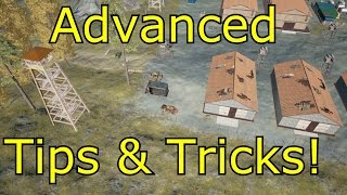 PUBG - Advanced Tips and Tricks Guide