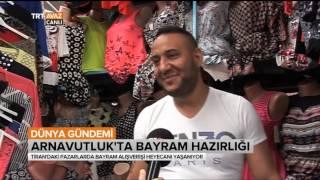Arnavutluk'ta 2016 Yılı Kurban Bayramı Hazırlığı - Dünya Gündemi - TRT Avaz