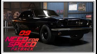 🎮 Alle Wrackteile 1965er Mustang 🏎 Need for Speed Payback #09 🏎 Deutsch 🏎 PC