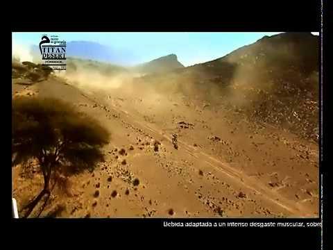 Powerade Titan Desert