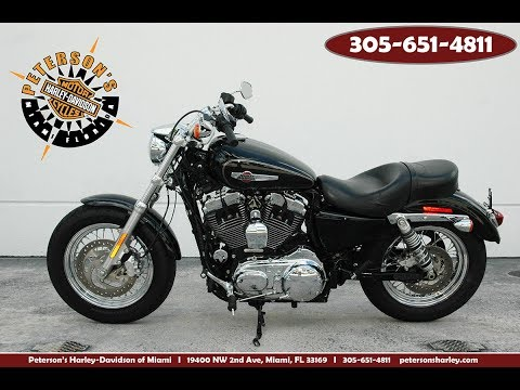 Used 2017 Harley Davidson  Sportster XL1200C For Sale Miami Florida