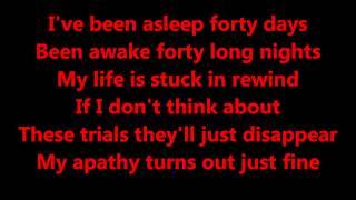 Disciple- O God save us all lyrics