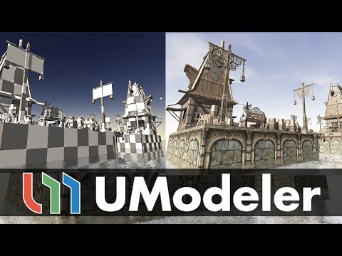 UModeler Hands-On
